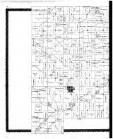 Highland Town - Left, Iowa County 1895