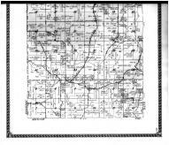 Brigham Township - Below, Iowa County 1915