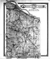 Clyde Township, Iowa County 1915