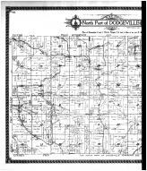Dodgeville Township - North, Rewey, Helena - Left, Iowa County 1915