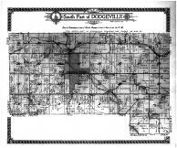 Dodgeville Township South, Iowa County 1915