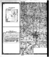 Highland Township, Waldwick, Blanchardville - Left, Iowa County 1915