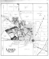 Linden, Iowa County 1915