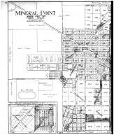 Mineral Point - Left, Iowa County 1915