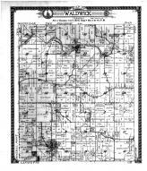 Waldwick Township, Jonesdale, Iowa County 1915