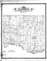 Hebron Township, Jefferson County 1887