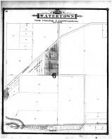 Watertown Township Section 34, Jefferson County 1887