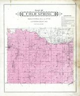 Cold Spring Plat, Jefferson County 1899
