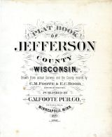 Title Page, Jefferson County 1899