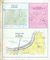 Watertown, Concord P.O. Plat, Jefferson County 1899