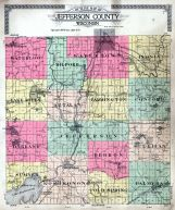 County Outline, Jefferson County 1919