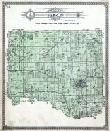 Hebron Township, Jefferson County 1919