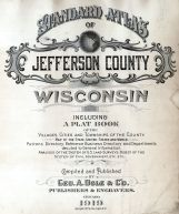 Title Page, Jefferson County 1919