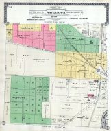 Watertown City - Section 005, Jefferson County 1919