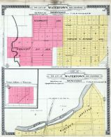 Watertown City - Section 028, Jefferson County 1919