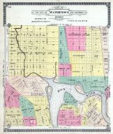 Watertown City - Section 033, Jefferson County 1919