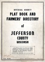 Title Page, Jefferson County 1950c