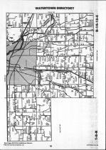 Map Image 001, Jefferson County 1992