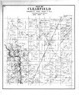 Clearfield Township, Juneau County 1898