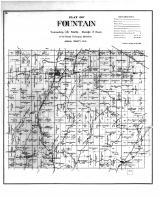 Fountain Township, Hustler, Juneau County 1898