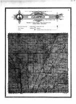 Clearfield Township, Juneau County 1914