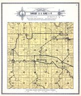 Burr Oak and Mindoro, La Crosse County 1913