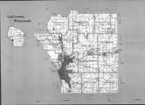 Index Map, LaCrosse County 1992