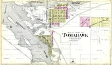 Tomahawk - South, Lincoln County 1914