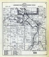 Tomahawk Wisconsin Map.Lincoln County 1944 Wisconsin Historical Atlas