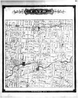 Cato Township, Clarks, Manitowoc County 1878