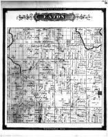 Eaton Township, St Nazianz, Manitowoc County 1878