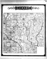 Gibson Township, West Twin River, Manitowoc County 1878