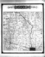 Maple Grove Township, Mud Creek, Manitowoc County 1878