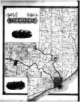 Two Rivers, Two Creeks - Left, Manitowoc County 1878