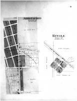 Abbotsford, Ringle, Marathon County 1901