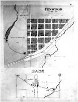 Fenwood, Halder, Marathon County 1901