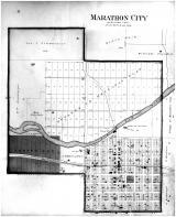 Marathon City, Marathon County 1901