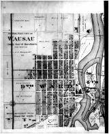 Wausau City - Middle - Left, Marathon County 1901