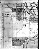 Wausau City - South - Left, Marathon County 1901
