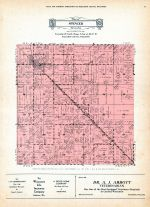 Spencer Township, Marathon County 1930