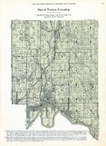 Weston Township, Marathon County 1930