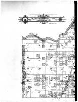 Fractional Townships 33 and 34 N, Ranges 22 and 23 E - Left, Marinette County 1912
