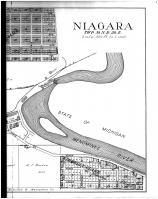 Niagara - Right, Marinette County 1912