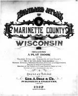 Title Page, Marinette County 1912
