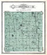 Springfield Township, Marquette County 1919