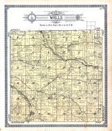 Wells Township, Monroe County 1915