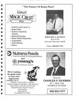 Magic Crust Pizza - Kotten, Charles P. Dickman Dealer - Young's Livestock Nutritional Services, Monroe County 1994