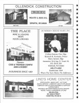 Ollendick Construction, The Place - Cunitz, Humbird Cheese Mart - Isensee, Kennedy, Lind's Home Center, Monroe County 1994