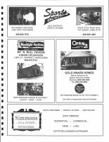 Sports Unlimited, Moolight Pavilion, Sit N  Bull Tavern, Simmons Real Estate, Monroe County 1994