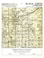 Black Creek Township, Outagamie County 1954